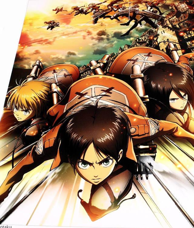 Shingeki no kyojin - Attack on Titan Season 2